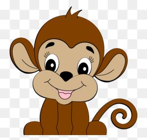 Cute Monkey Clip Art Cute Monkey Clip Art Cute Monkey Clipart Is - Free Monkey Clipart