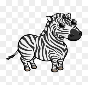Cute Zebra Clipart - Zebra Clipart