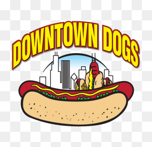 Daily Specials Chicago Style Hot Dogs Downtown Dogs Chicago - Downtown Clipart