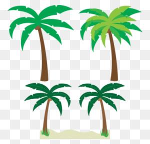Date Palm Palm Trees Island Coconut - Palm Tree Island Clipart