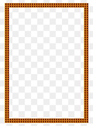 Decorative Borders Borders And Frames Calligraphic Frames - Microsoft Clip Art Borders