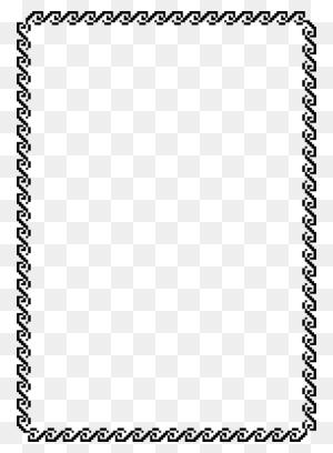 Decorative Borders Borders And Frames Drawing Art Microsoft Word - Word Clip Art Borders