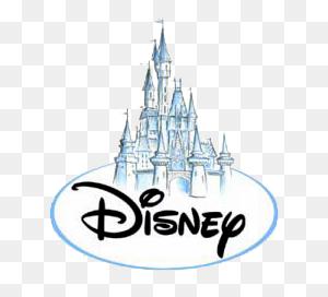 Disney Castle Logo Black And White Image Clip Art - Disney Castle Clipart Black And White