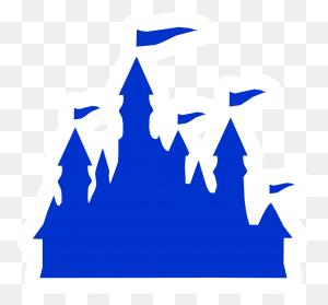 Disney Castle Silhouette Png For Free Download On Mbtskoudsalg - Disney Castle Clipart