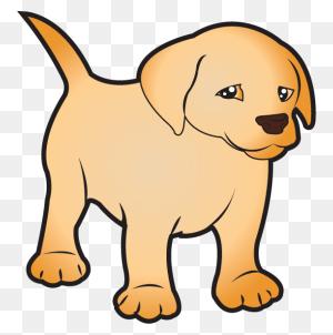 Dogs Clipart, Cute Pets Clip Art, Dogs Domestic - Chinchilla Clipart