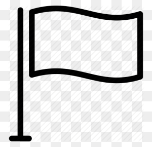 Download Flag Clipart Flag Paper Symbol Flag, Paper, White - Race Flags PNG