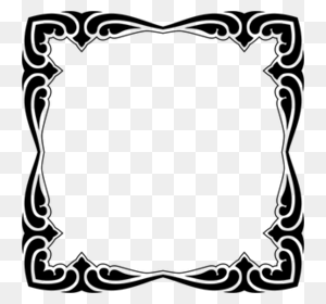 Download Gold Circle Frames Png Clipart Picture Frames Clip Art - Ornate Frame Clipart