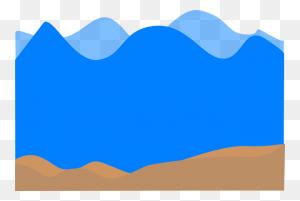 Download Ocean Cartoon Clipart Seabed Ocean Clip Art Ocean, Sea - Gingerbread Boy Clipart