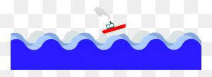 Download Symbols For Ocean Clipart Wind Wave Ocean Symbol Ocean - Beach Waves Clipart