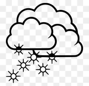 Download Vector Snow Clipart Snow Clip Art Snow, Cloud - Shoveling Snow Clipart