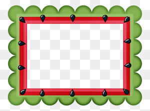 Download Watermelon Frames Clipart Borders And Frames Watermelon - Watermelon Clip Art Free