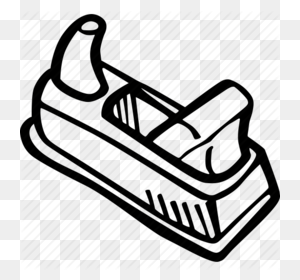 Download Wood Clipart Wood Hand Planes Clip Art Wood, Drawing - Lonely Clipart