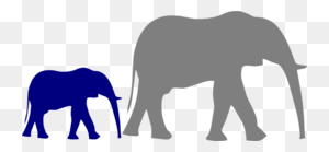 Elephant Clipart Indian Elephant African Elephant Elephant - African Elephant Clipart