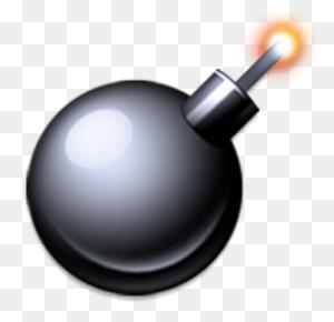Emojis !!! Emoji, Bomb Emoji - Bomb Emoji PNG
