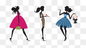 Fashion Girl - Fashion Girl Clipart