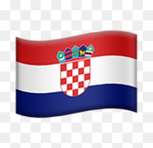 Flag Of Croatia Emojis !!! Emoji, Flag Emoji And Flag - American Flag Emoji PNG
