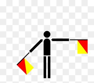 Flag Semaphore International Maritime Signal Flags Symbol Maritime - International Flags Clipart