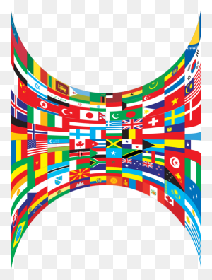Flags Of The World World Flag Can Stock Photo Symbol Free - World Flags Clipart