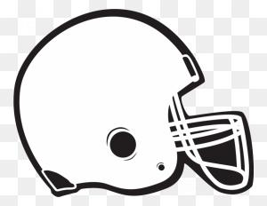 Football Helmet Clip Art Black And White Look At Football Helmet - Michigan Football Clipart