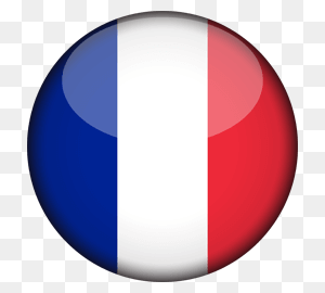 France Flag Emoji Country Flags Clipart - International Flags Clipart