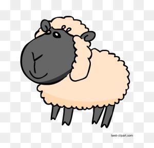 Free Animals Clip Art, Farm Animals, Pet Animals, Jungle Animals - Sheep Clipart