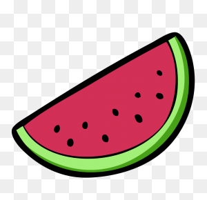 Free Clipart Watermelon Casino Throughout Watermelon Clipart - Watermelon PNG