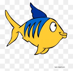 Free Marine Animals, Ocean Animals Or Under Water Animals Clip Art - Marine Clipart
