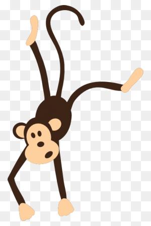 Free Monkey Clipart Images Monkey Clip Art Hanging Monkey Clip Art - Music Clipart