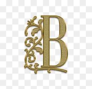 Free Photo Gold Letters Golden Ligature Monogram Letter Font - Gold Letters PNG