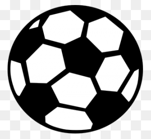 Free Soccer Ball Clipart Png, Soccer Ball Icons - Soccer Clipart Black And White