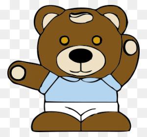 Free Teddy Bear Clipart Png, Teddy Bear Icons - Teddy Bear Clipart PNG