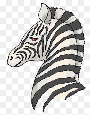 Free Zebra Clipart Clipartbarn - Zebra Clipart