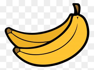 Fruits Clipart Banana, Fruits Banana Transparent Free For Download - Passion Fruit Clipart