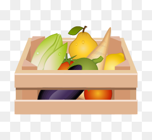 Fruits Vegetables Icon Download Agriculture Icons Iconspedia - Fruits And Vegetables PNG