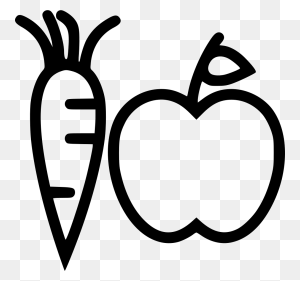 Fruits Vegetables Png Icon Free Download - Fruits And Vegetables PNG