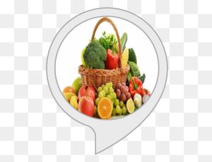 Fruits Vegetables Trivia Alexa Skills - Fruits And Vegetables PNG