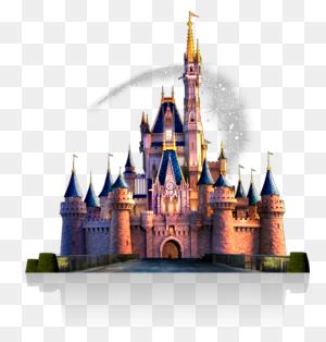 Ftestickers Disney Castle Cinderella Cinderellacastle - Disney Castle PNG