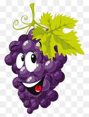 Funny Fruit Recipes Fruit, Fruit Clipart - Fruits Clipart PNG