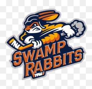 Greenville Swamp Rabbits Logo Transparent Png - Swamp PNG