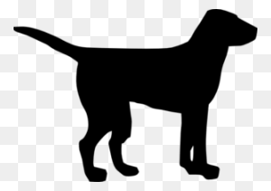 Group Of Dogs Png Black And White Transparent Group Of Dogs Black - Realistic Animal Clipart Black And White