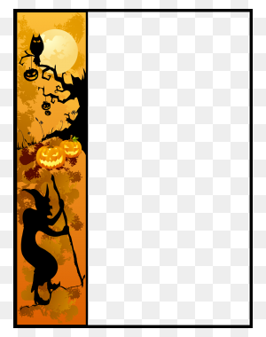 Halloween Clip Art Borders Look At Halloween Clip Art Borders - Fall Border Clipart