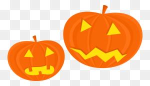 Halloween Pumpkins Jack O' Lantern Computer Icons - Row Of Pumpkins Clipart