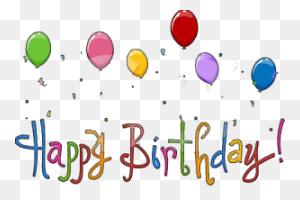 Happy Birthday Alex Happy Birthday World - Happy Birthday Animated Clip Art