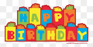 Happy Birthday Clipart Look At Happy Birthday Clip Art Images - Happy Birthday Text PNG