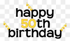 Happy Birthday Clipart Year
