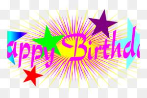 Happy Birthday Png Text Happy Birthday World - Happy Birthday PNG Text