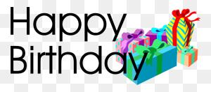 Happy Birthday Text Transparent Happy Birthday World - Happy Birthday PNG Images