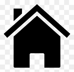 Home Icon Vector Png Con Top Icones Theme Home Image Vector Art - Duplex Clipart