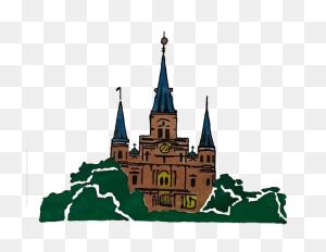 Hong Kong Disneyland Shanghai Disney Resort Castle The Walt Disney - Cinderella Castle PNG
