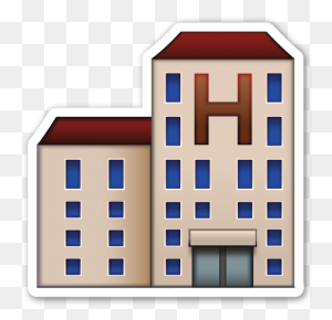Hotel Emojis Emoji, Emoji Stickers, Emoticon - School Emoji PNG